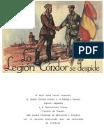 La Legion Condor Se Despide 1939