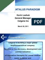The Tantalus Paradigm