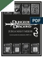 Accesorio de actualización a D&D v3 5