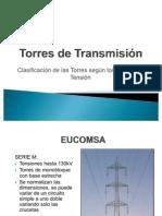 Torres de Transmisión