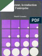Le Traducteur La Traduction Et l'Entreprise Daniel GOUADEC