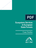 Ecosystems Services Case Studies Foreste