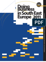 Doing Business in Southeast Europe 2011