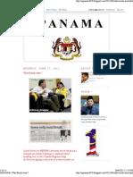 APANAMA_ What Bersih Want