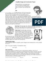 12V DC Amplifier Using TDA 2003