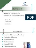 3. Diagnostico de La Industria Del Vidrio - Presentacion