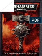Warhammer 40K Rules 5th Edition