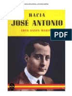 Hacia Jose Antonio Luys de Santa Marina