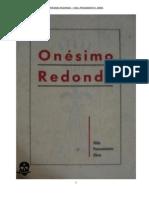 Onesimo Redondo Vida to Obra 1941