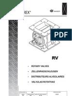 Catalogo de Valvulas Rotativas