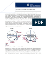 The Surprises of International Real Estate March 2011