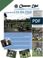CU Newsletter Summer Term
