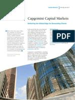 Capgemini Capital Markets