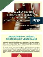 JOSE ALEJANDRO ARZOLA - ORDENAMIENTO JURÍDICO Y PENITENCIARISMO CONSTITUCIONAL VENEZOLANO