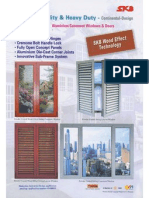 SKB Shutters Casement Window