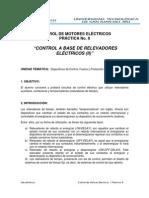 Cme - Practica 8 - Control Con Relevadores II