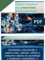 Comunidades Educativas y Redes Virtuales