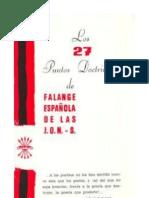 Los-27-puntos-de-Falange-Espanola-de-las-JONS