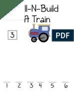 Roll N Build a Train U Cubes
