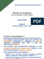 Gestão Projectos
