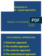 Surgical Approaches Elbow