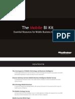 Micro Strategy Mobile KIt