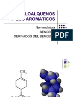 Ciclo Alquenos y Aromaticos-REACCIONES