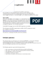 ABCL Full-Duplex Application Annunfdx