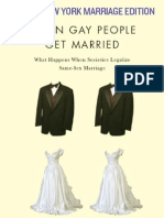 Will Marriage Change Gay People?