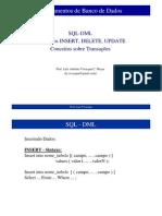 SQL-DML