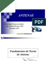 Antenas 3
