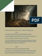 Chapter 3 Vairaag Shatak English
