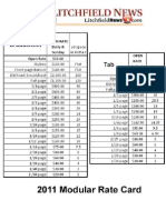 Litchfield News Rate Card