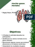 Intepretacion Gases Arteriales