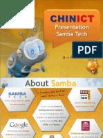 Samba Tech @ Chin ICT