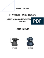 FOSCAM IP Camera FI890108-09!04!28 User Guide 4.1.1