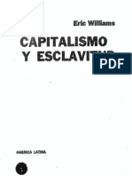 Eric Williams - Capitalismo y Esclavitud