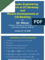 CSI Lecture 2008