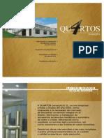 Brochure Cuatro Quartos