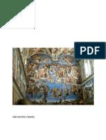 The Sistine Chapel (2)