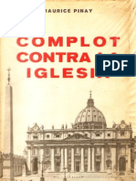 Complot Contra La Iglesia Maurice Pinay