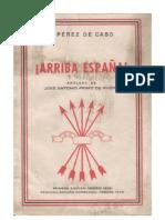 ¡Arriba-Espana-J-Perez-de-Cabo