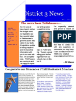 May 2011 District 3 News