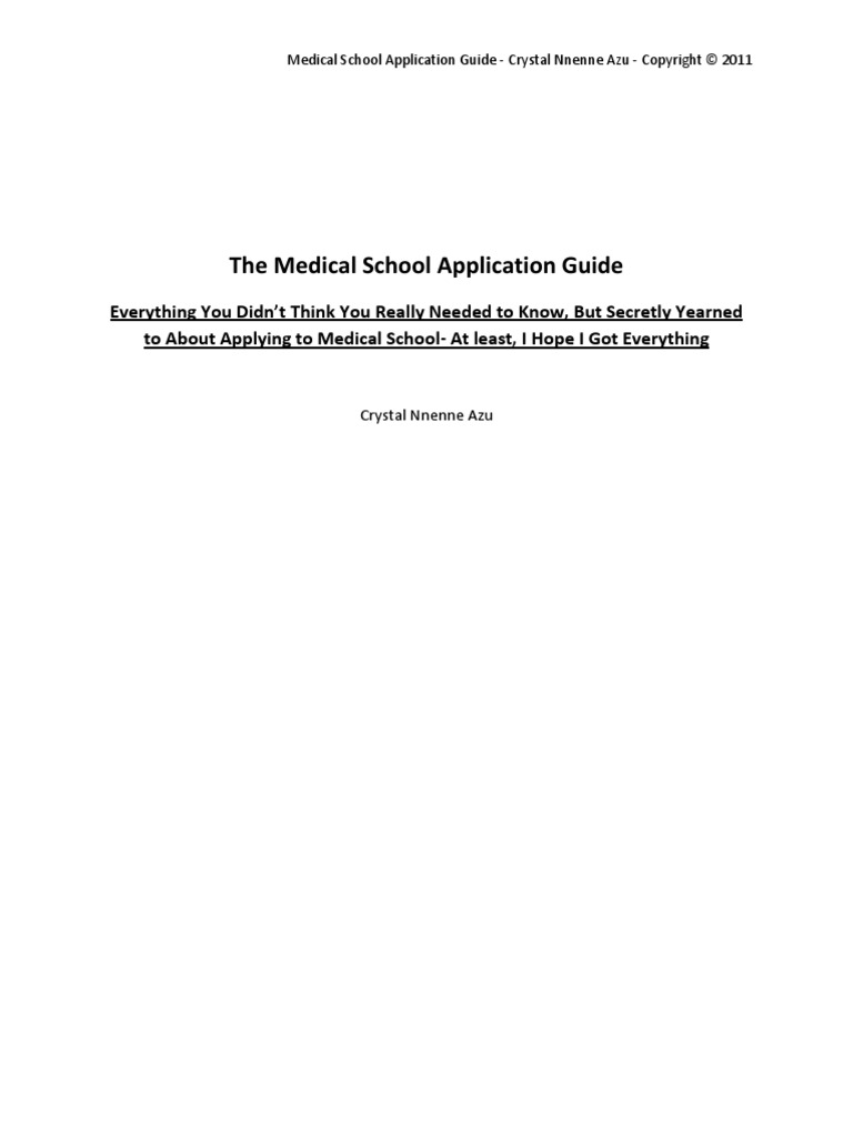 When medical schools review MCAT scores, are they more interested in the composite or the sectional scores?