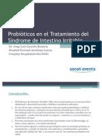Probióticos en el Tratamiento del Síndrome de Intestino