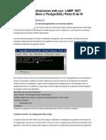 ASP.NET Con Mono y Apache parte III