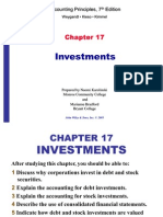Investment Acccounting