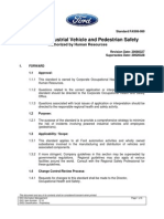 FAS08-080 Powered Industrial Vehicle and Pedestrian Safety Revised 20080327