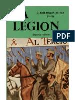 La Legion Jose Millan Astray