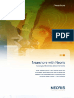 Nearshore Brochure - English